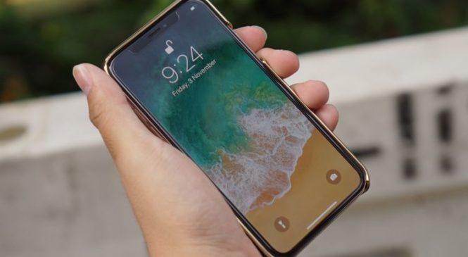 iPhone X Diluncurkan, Saham Apple Tembus Rekor Tertinggi