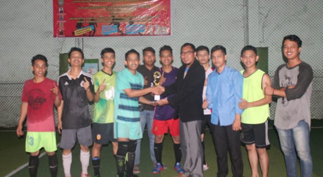 Himalabusel Kota Pekanbaru Sukses Adakan Turnamen Futsal Se-Kota Pekanbaru