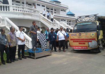 Wakil Bupati Labusel Launching Rastra