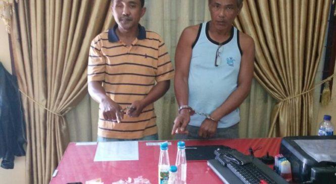 Polsek Kampung Rakyat Berhasil Ungkap Tempat Transaksi Narkoba