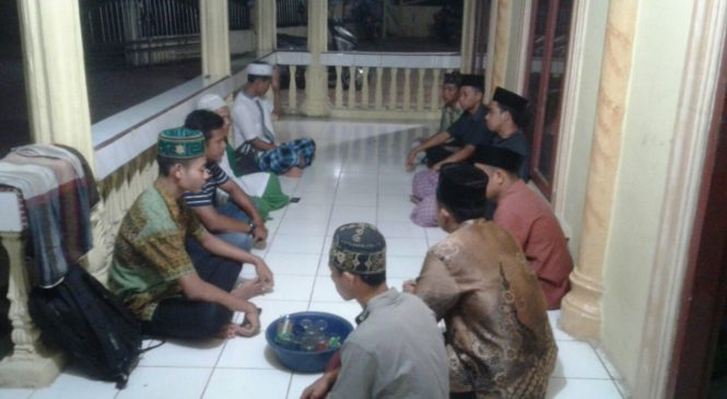 Kader GP Ansor Simatahari Bentuk Pengajian