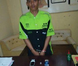 Dapat Laporan Warga, Polisi Tangkap Pengedar Narkoba