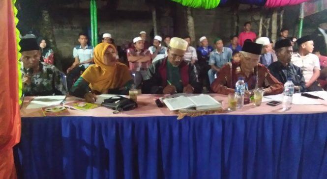 MTQ Ke-II dan Festival Nasyid Ke-I Desa Ujung Gading Meriah