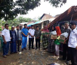Tergugah, PB IKLAS Bantu Korban Bencana Kebakaran di Labusel