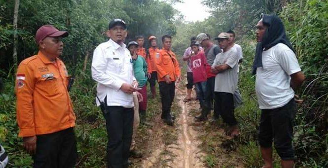 Korban Hilang Di Nagari Sinuruik Belum Ditemukan