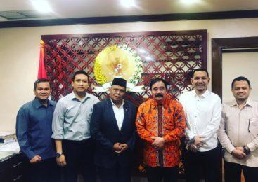 IPPMI Dukung Dr. Reydonnyzar Moenek Calon Gubernur Sumbar