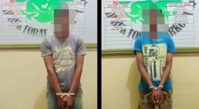Dua Orang Warga Duo Koto Diringkus Satres Narkoba Polres Agam