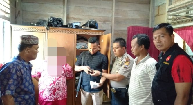 Polsek Rabat Tangkap Pelaku Narkoba Antar Kecamatan