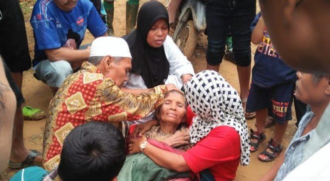 Empat Hari Hilang, Fatimah Ditemukan Selamat Di Tengah Hutan
