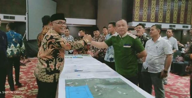 Pasbar Pertama Di Sumatera, Urutan Ke Tiga Di Indonesia