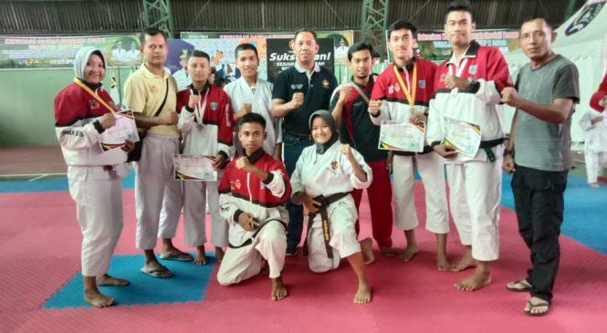 Atlet Kempo Pasbar Raih Emas Dan Perak Di Kejurda Shorinji Kempo Payakumbuh