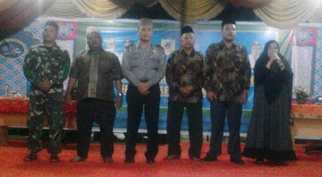 Kades Huta Godang Hadiahi Ibadah Umroh Juara Umum MTQ Tingkat Desa