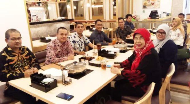 Terkait Pasbar, Hj. Emma Yohanna Gelar Pertemuan Dengan IKPB Jakarta