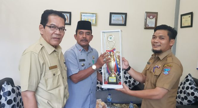 Nagari Kinali Raih Juara I Tingkat Sumatera Barat