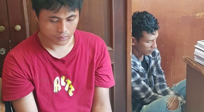 Pria Asal Tapus Ditangkap Di Pasbar, Dengan Ancaman 20 Tahun Penjara