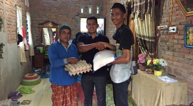 Audy Joinaldy Serahkan Bantuan Di Lima Puluh Kota