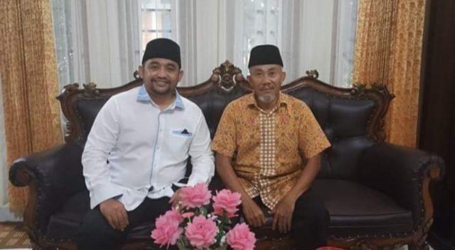 H. Erick Hariyona Dan H. Hermanto Jalin Silaturahmi