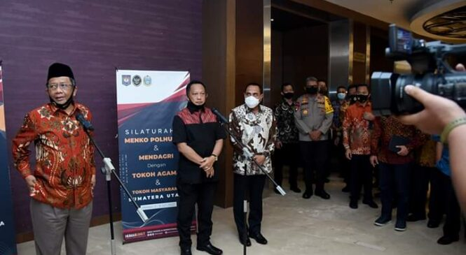 Pilkada Serentak 9 Desember 2020 Tito Harapkan Berdampak Positif Terhadap Perekonomian Sumut